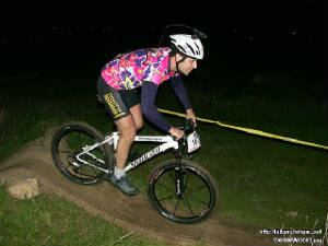 Pic of me competing MTB race.